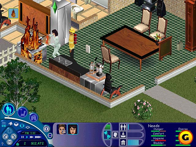 Gambar GamePlay The Sims 3